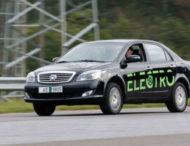 В Беларуси готовы разработать собственный электромобиль