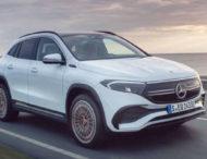 Mercedes-Benz представил свой самый доступный электромобиль