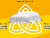 Новым флагманом Volkswagen станет модель Trinity