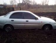 На Дніпропетровщині викрали автівку і підпалили її салон