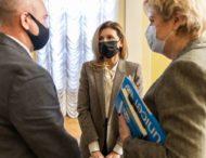 Олена Зеленська заручилася підтримкою ЮНІСЕФ на 2021 рік у напрямках роботи, пов'язаних з дітьми та молоддю