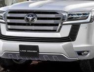 Заказы на новый Toyota Land Cruiser начнут принимать уже весной