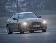 Электрический BMW i4 будет мощнее «заряженной» M4
