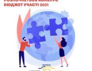 Умови конкурсу «Бюджет участі 2021»