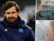 Во Франции футбольные фанаты устроили погром на тренировочной базе клуба «Олимпик Марсель»