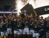 Бразильский «Палмейрас» выиграл Кубок Либертадорес