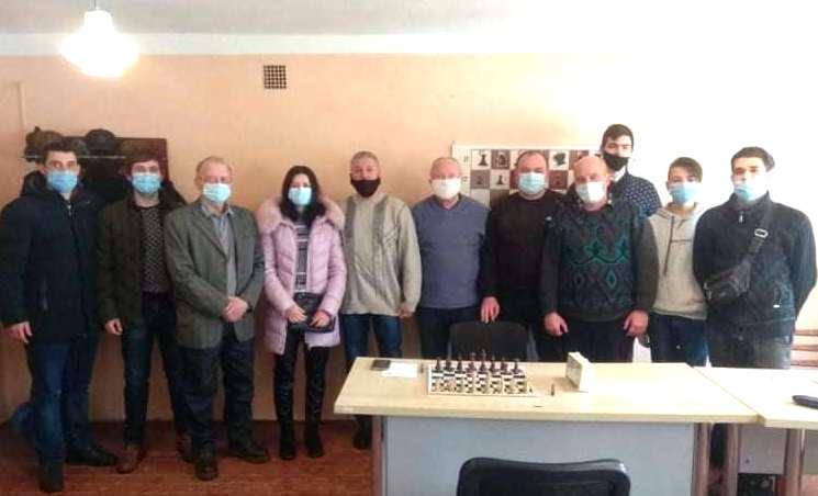 У Покрові стартував чемпіонат з шахів