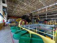 На першому енергоблоці Запорізької АЕС виконується заміна лопаток в циліндрі низького тиску