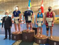 Вихованці дитячо-юнацької спортивної школи Запорізької АЕС привезли три медалі