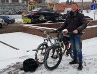 У дипломата из Нидерландов в Киеве украли велосипед