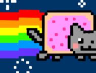 Гифку с котом продали за 590 тысяч долларов