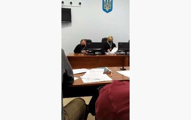 Судья заснул во время заседания