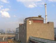 Енергоблок №3 Запорізької АЕС відключено від енергосистеми для проведення планового середнього ремонту