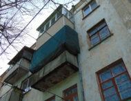 «Балкономания» по Никопольски.