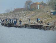 Нерестовый запрет на Днепропетровщине и в Никополе