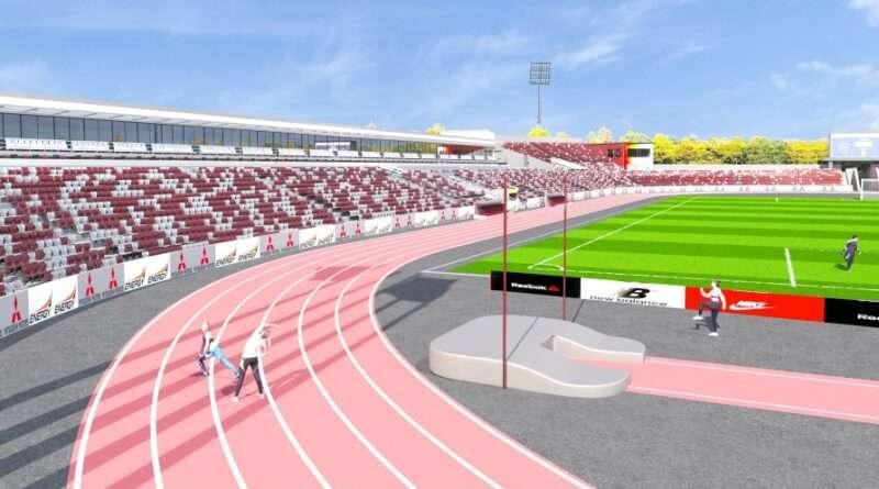 На Днепропетровщине появится стадион европейского образца (фото)