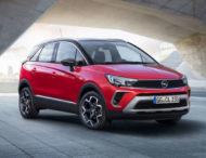 В Украине стартуют продажи обновленного Opel Crossland