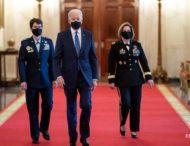Джо Байден попал в конфуз с именем министра обороны