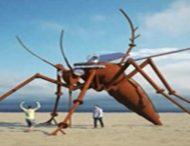В Николаевской области появится 6-метровый комар