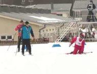 В Беларуси оправдываются за падающего перед Лукашенко лыжника