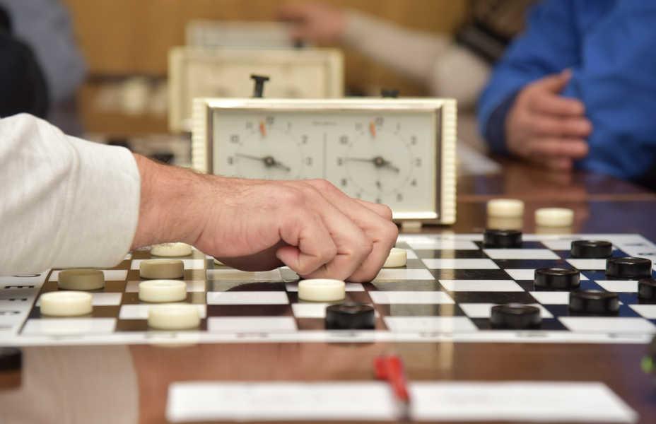 В рамках Спартакіади Запорізької АЕС пройшли змагання з шашок