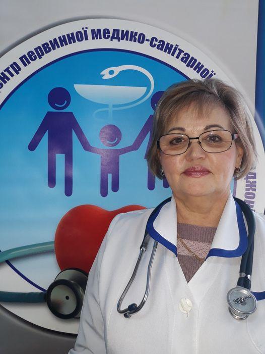 У ЦПМСД  м. Покров — новий лікар