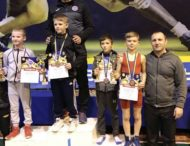 Енергодарські борці — призери Всеукраїнського турніру з вільної боротьби