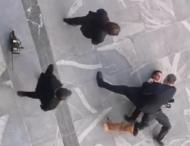 Мужчина с бензопилой пытался прорваться в парламент Словении