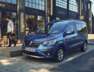 Renault представила компактвэн Express на базе Dacia