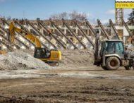 На Дніпропетровщині збудують один з кращих стадіонів України (фото)