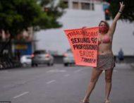Проститутки требуют приоритетную вакцинацию от Covid-19