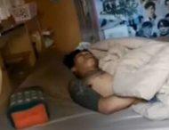Грабитель уснул в доме полицейского