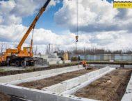 На Днепропетровщине в маленьком селе строят современную амбулаторию
