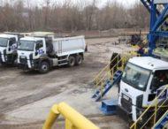У Кривому Розі розпочав роботу асфальтний завод (фото)