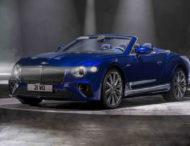 Bentley превратила Continental GT Speed в кабриолет