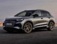 Audi представила серийный Q4 e-tron в двух кузовах
