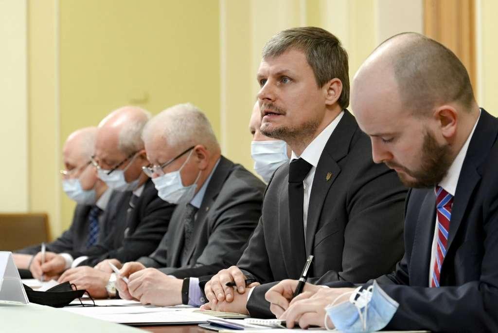 Заступник керівника Офісу Президента обговорив з Групою стратегічних радників з країн НАТО загострення ситуації на Донбасі та оборонну реформу