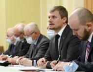 Заступник керівника Офісу Президента Роман Машовець обговорив з Групою стратегічних радників з країн НАТО загострення ситуації на Донбасі та оборонну реформу