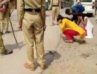 Нарушителей карантина унижают физическими наказаниями