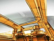 Volkswagen T7 получит необычную компоновку салона