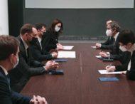 Президент обговорив з гендиректором МАГАТЕ питання ядерної безпеки в Україні та європейському регіоні
