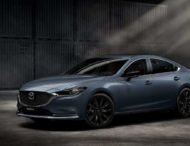 В Украине стартовали продажи Mazda6 с турбомотором