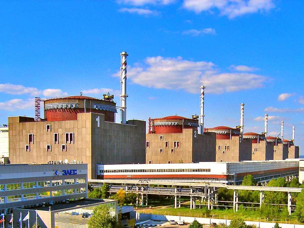 На енергоблоці №3 Запорізької АЕС триває плановий середній ремонт