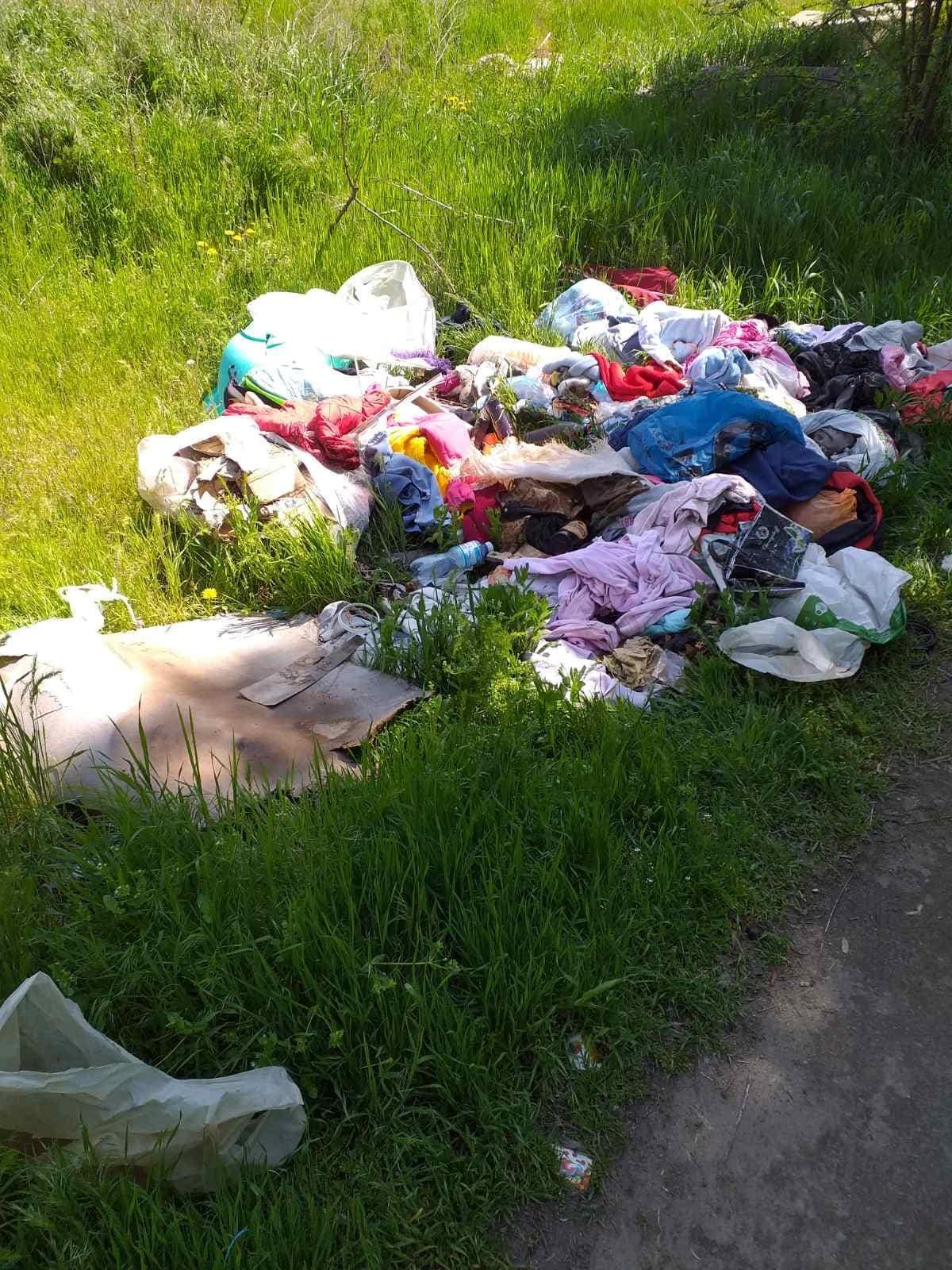 Почему люди разбрасывают мусор?…