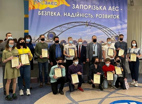 Підведено підсумки та оголошено переможців конкурсу  «Будь інженером!»