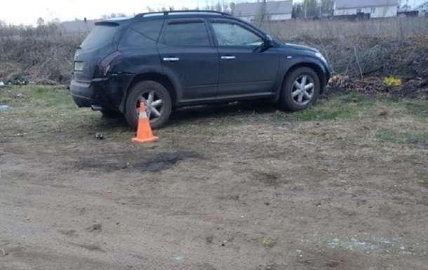 6-летний ребенок за рулем авто насмерть сбил свою мать