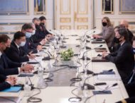 Розпочалася зустріч Президента України та Державного секретаря США