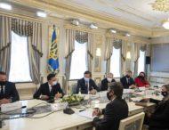 Президент обговорив з Держсекретарем США ситуацію на Донбасі, питання деокупації Криму, міжнародний порядок денний та реформи в Україні