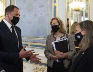 Андрій Єрмак: США укотре підтвердили, що є стратегічним партнером України