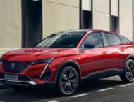 Peugeot готує купеподібний кросовер